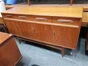 Sale 8741 - Lot 1050 - G Plan Fresco Teak Sideboard