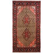 Sale 8830C - Lot 22 - A Persian Vintage Torsikan in Handspun Wool230x125 cm