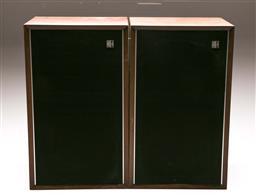 Sale 9136 - Lot 63 - A pair of Kef speakers