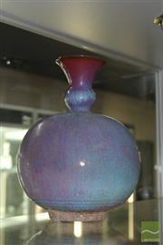 Sale 8285 - Lot 81 - Juanyo Globular Vase