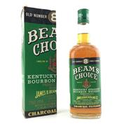 Sale 8611W - Lot 84 - 1x James B Beam Beams Choice - Old No.8 Kentucky Straight Bourbon Whiskey - old bottling, 37.2% ABV, 750ml in box