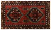 Sale 8715C - Lot 160 - A Persian Balouchi Village Rug, Wool On Wool Foundation Classed As Tribal Rugs, 190 x 115cm