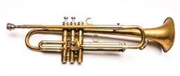 Sale 9136 - Lot 64 - A Vintage trumpet