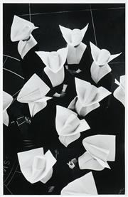 Sale 8504 - Lot 560 - David Moore (1927 - 2003) - Sisters of Charity, Washington DC 1956 37.8 x 25cm (sheet size: 50.5 x 41cm)