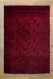 Sale 8559C - Lot 19 - Vintage Afghan Qunduzi 300cm x 190cm
