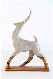 Sale 8944 - Lot 84 - Studio Potted Gazelle (Damage to Head)