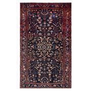 Sale 8915C - Lot 58 - Persian Nomadic Indigo Armanbaft Carpet, 155X260cm, Handspun Wool