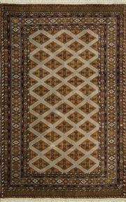 Sale 8353C - Lot 93 - Persian Turkman 190cm x 118cm