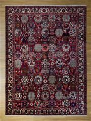 Sale 8559C - Lot 20 - Persian Bakhtiari 420cm x 312cm