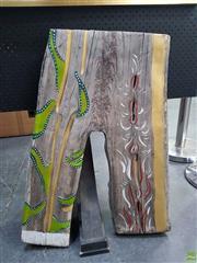 Sale 8600 - Lot 2023 - Aboriginal Tree Art