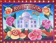 Sale 9047 - Lot 550 - David McKay (1946 - ) David Mckay - Bollywood, 2001 194 x 245 cm
