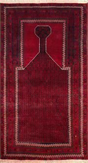 Sale 8380C - Lot 33 - Persian Baluchi 150cm x 100cm