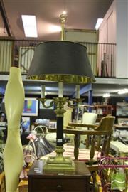 Sale 8499 - Lot 1048 - Antique Style Lamp
