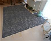 Sale 8858H - Lot 59 - A Cadrys Turkish Nirvana Erased Carpet, Wool & Silk, 300 x 240cm -