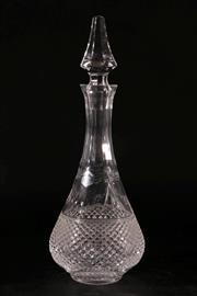 Sale 9010D - Lot 714 - A Stuart Cut Glass Decanter H: 38cm