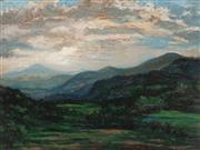 Sale 9067 - Lot 522 - Desiderius Orban (1884 -1986) - Landscape 38 x 50 cm (frame: 56 x 69 x 2 cm)