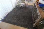 Sale 8858H - Lot 35 - A Cadrys Turkish Nirvana Erased Carpet, Wool & Silk, 370 x 260cm -