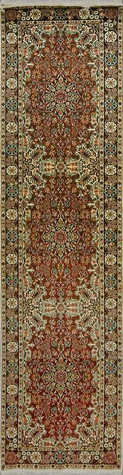 Sale 8353C - Lot 95 - Kashmiri Silk 310cm x 81cm