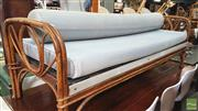 Sale 8390 - Lot 1540 - Cane Daybed