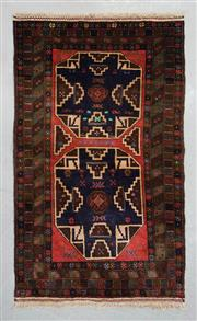 Sale 8499C - Lot 27 - Persian Baluchi 150cm x 85cm