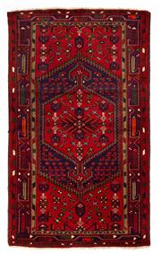 Sale 8715C - Lot 144 - A Persian Hamadan Classed As Village Rugs, Wool On Cotton Foundation, 210 x 128cm