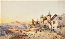 Sale 9193A - Lot 5070 - JAN VAN DE LEENER (1873 - 1944)