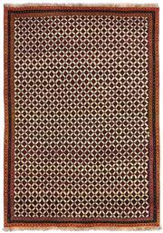 Sale 8725C - Lot 66 - A Persian Qashgai Carpet, Hand-knotted Wool, 154x110cm, RRP $1,200