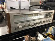 Sale 8819 - Lot 2255 - Pioneer SX 750 Receiver
