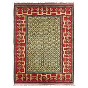 Sale 8830C - Lot 29 - A Turkish Vintage Oushak in Handspun Wool 300x228 cm