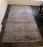 Sale 8858H - Lot 95 - A Cadrys Afghan Fine Mosaic Design Carpet, Handspun Wool & Silk, Knotted, 240 x 166cm -