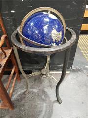 Sale 8889 - Lot 1001 - Globe on Stand