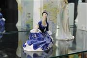 Sale 8339 - Lot 6 - Royal Doulton Figure Rosalind