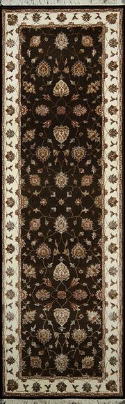 Sale 8353C - Lot 96 - Jaipor Silk & Wool 255cm x 80cm