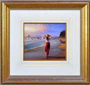 Sale 8408 - Lot 523 - Joseph Frost (1953 - ) - Morning Breeze 35 x 40cm