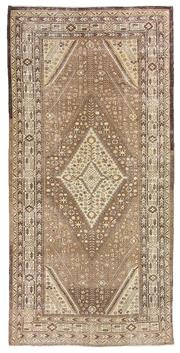 Sale 8725C - Lot 67 - A Vintage Chinese Turkestan Khotan Carpet, Hand-knotted Wool, 346x167cm, RRP $4,500