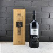 Sale 9062 - Lot 723 - 1x 1990 Lindemans 150th Anniversary Cabernet Sauvignon, Coonawarra - 1500ml magnum in timber box