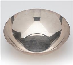 Sale 9255H - Lot 10 - A Christofle silver-plated bowl, Diameter 20cm, RRP $645.