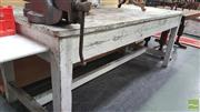Sale 8404 - Lot 1044 - Rustic Table