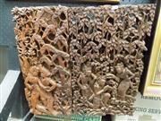 Sale 8429A - Lot 2010 - Thai Wood Carving