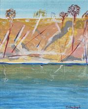 Sale 8764 - Lot 549 - Arthur Boyd (1920 - 1999) - Shoalhaven 28 x 22.5cm