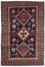 Sale 8725C - Lot 68 - A Persian Qashqai Carpet, Hand-knotted Wool, 173x114cm, RRP $1,790