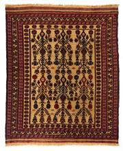 Sale 8790C - Lot 62 - A Persian Sumak Hand Woven Wool, 280 x 190cm