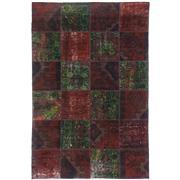 Sale 8830C - Lot 32 - A Turkish Vintage Patchwork in Handspun Wool 321x213 cm