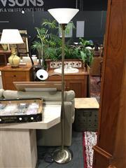 Sale 8851 - Lot 1057 - Modern Brass Standard Lamp
