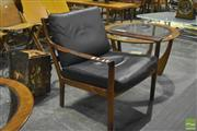Sale 8287 - Lot 1048 - Danish Rosewood Armchair