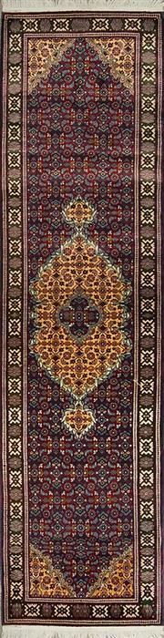 Sale 8353C - Lot 98 - Persian Tabriz 360cm x 90cm