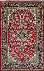 Sale 8380C - Lot 37 - Persian Kashan 390cm x 240cm