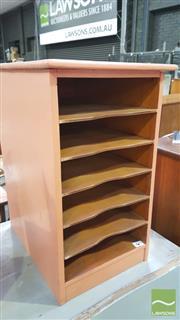 Sale 8390 - Lot 1555 - Desk Top Filer