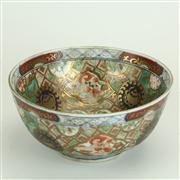 Sale 8393B - Lot 56 - Imari Bowl