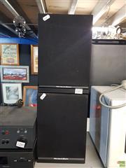 Sale 8582 - Lot 2281 - Pair of Mordaunt Short Speakers